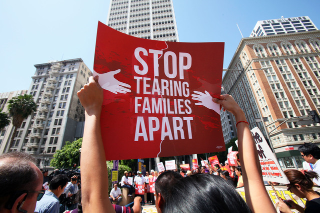 Editorial: The Scope of Deportations