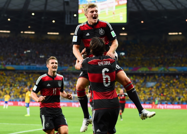 El tuit de año nuevo de Toni Kroos que enfureció a los brasileños