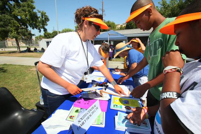 #BuenosDíasLA: Feria de recursos comunitarios en el Este de Los Ángeles