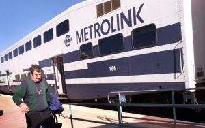 Reactivan el servicio de trenes entre los condado de Los Ángeles y Ventura