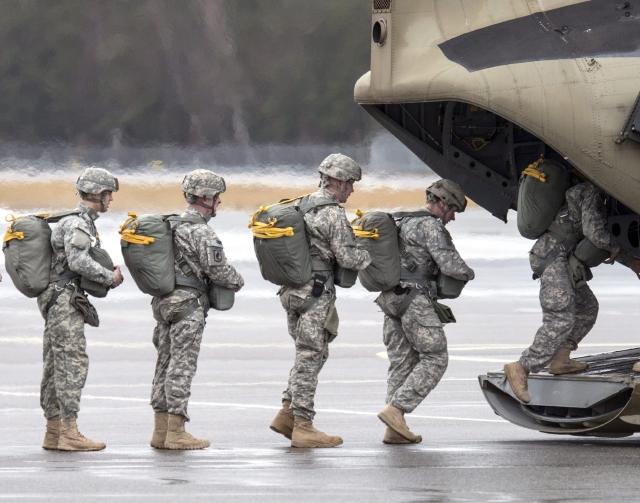Soldados de EEUU.