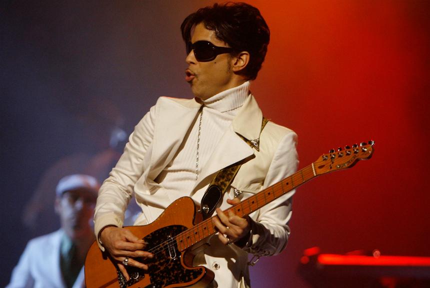Prince poseía una fortuna en oro en el momento de su muerte