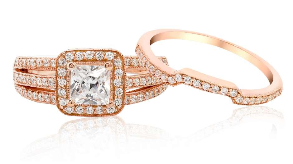 La preferencia por los diseños con el llamado Rose Gold ha ido en aumento en los últimos años.