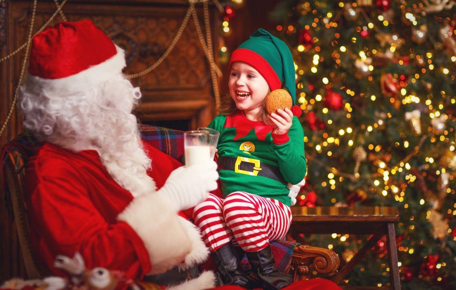La mentira piadosa sobre Papá Noel