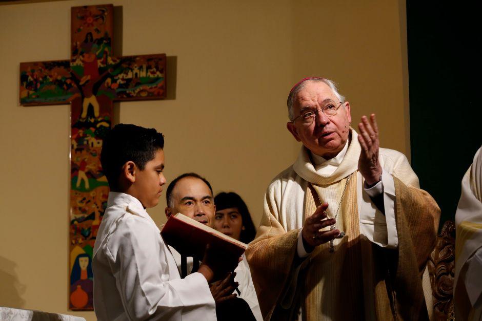Mexicano defensor de inmigrantes se convierte en líder de católicos estadounidenses