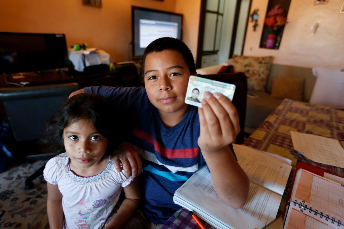 Termina tormento de una madre: menor no acompañado obtiene residencia permanente