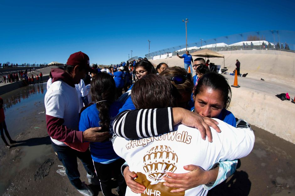 "Evento ""Abrazos sin muros"" condenará políticas de deportación"