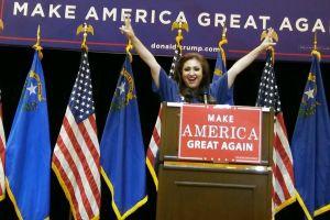 Latina por Trump se alista para la juramentación del nuevo presidente