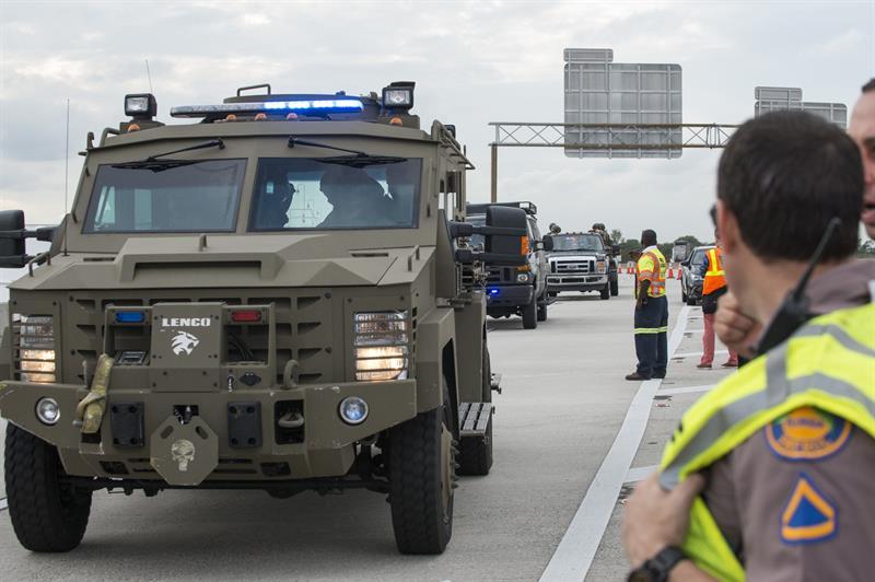 Trump consideraría utilizar la Guardia Nacional para capturar indocumentados
