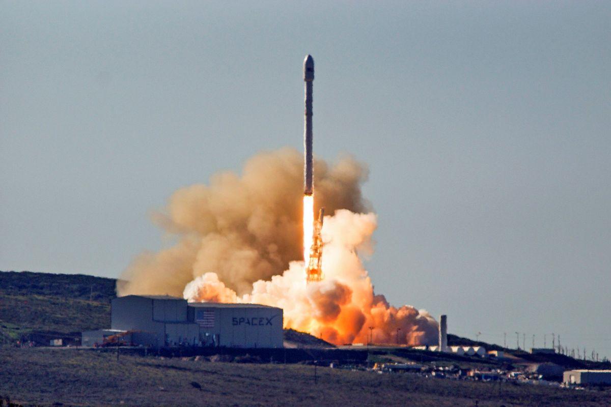 Zuma: el misterioso satélite militar de EEUU que lanzará SpaceX