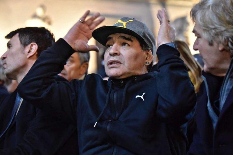 Maradona vaticina una debacle de Argentina ¡Sin Mundial aún con Messi!