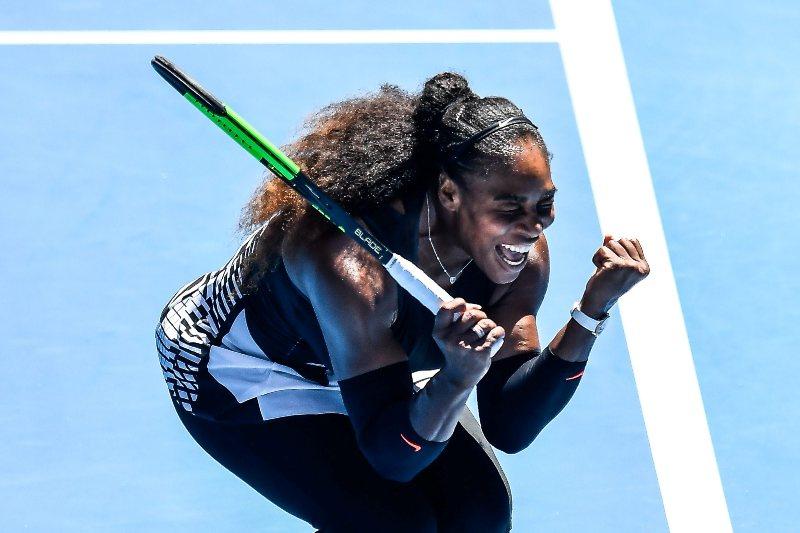 Serena vence a Konta y ya está en semifinales del Abierto de Australia