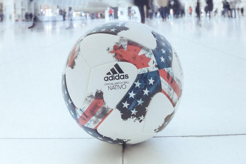 La MLS estrenará nuevo balón en la temporada 2017