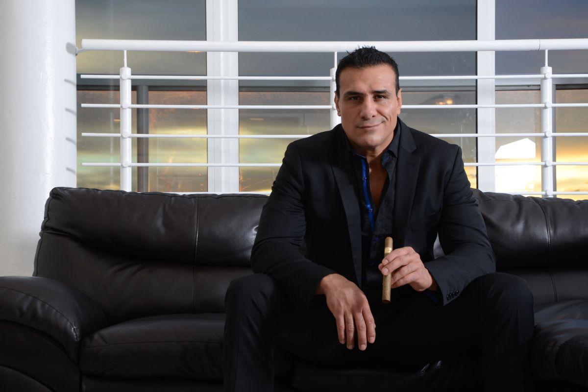 Alberto Del Río: la cara del luchador ve cerca el retiro, pero la del promotor sueña con Combate Américas
