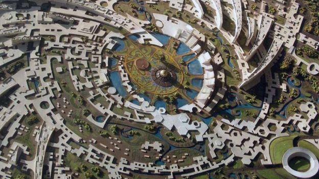 ¿Auroville, un lugar del mundo en el que no necesitas dinero para vivir?