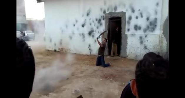 Video: Tradicional boda árabe con armas largas y disparos al aire