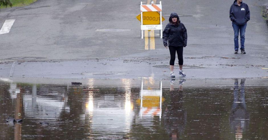 El 42% de California ha salido de la sequía con las recientes lluvias