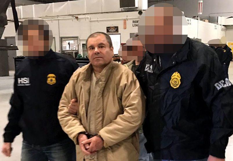 """""""El Chapo"""" Guzmán comparecerá por videoconferencia, para evitar posible fuga en traslado"""