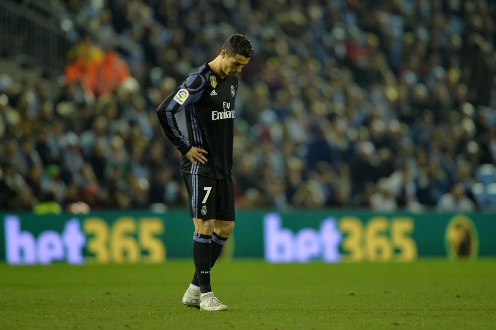 Celta de Vigo echó al Real Madrid de la Copa del Rey