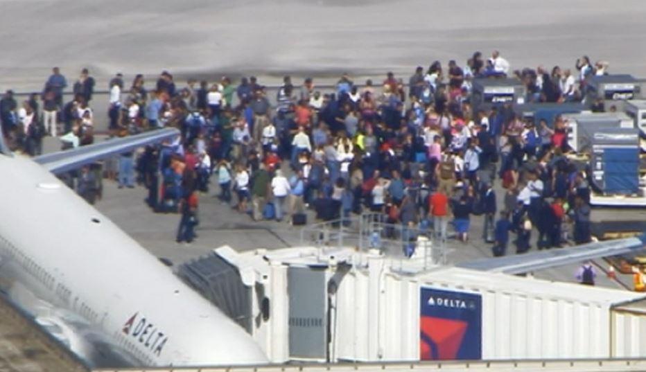 "Confirman ""múltiples muertos"" tras tiroteo en aeropuerto de Fort Lauderdale"