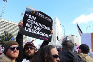 Más de 750,000 participan en Los Ángeles en Marcha de las Mujeres