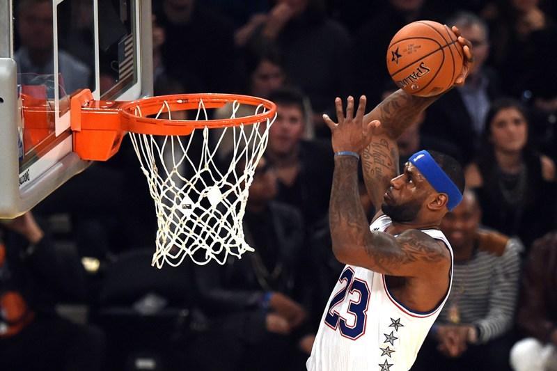 Pasados finalistas de la NBA acaparan la titularidad en el Juego de Estrellas