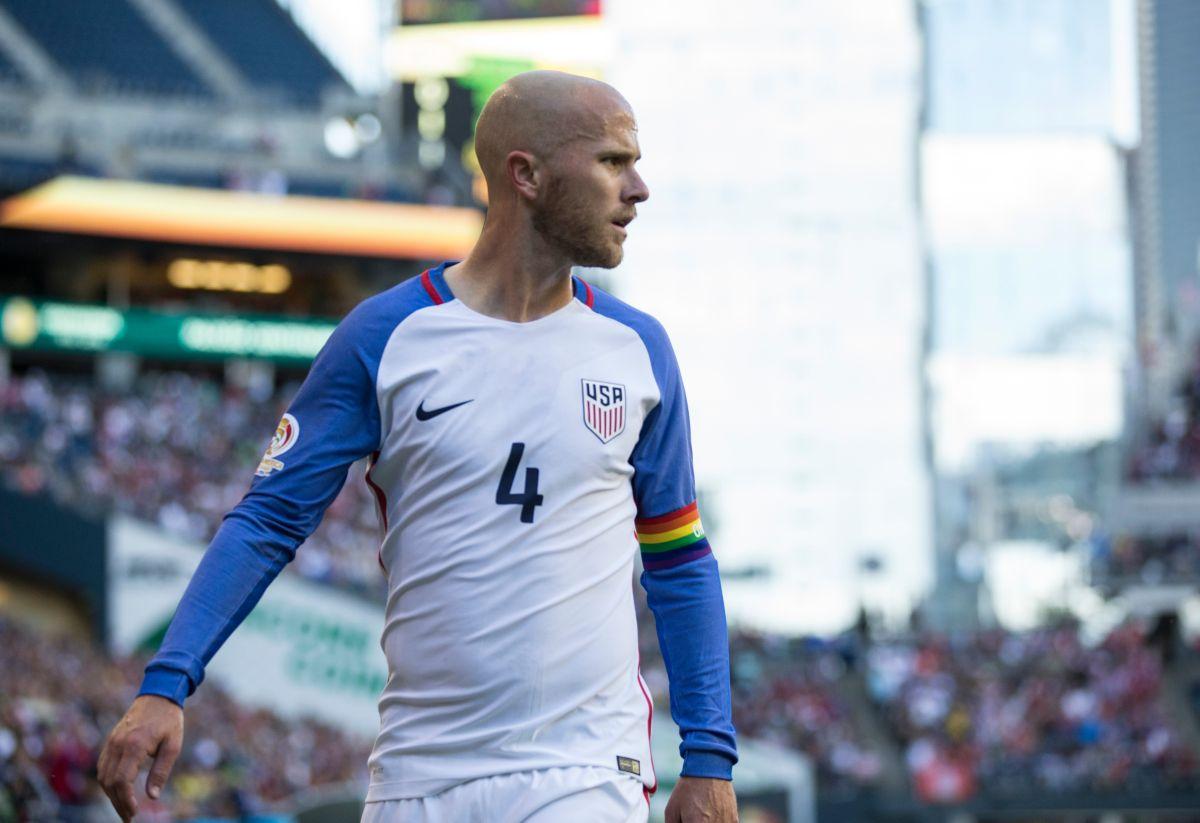 Capitán de la selección de EEUU se avergüenza de Donald Trump