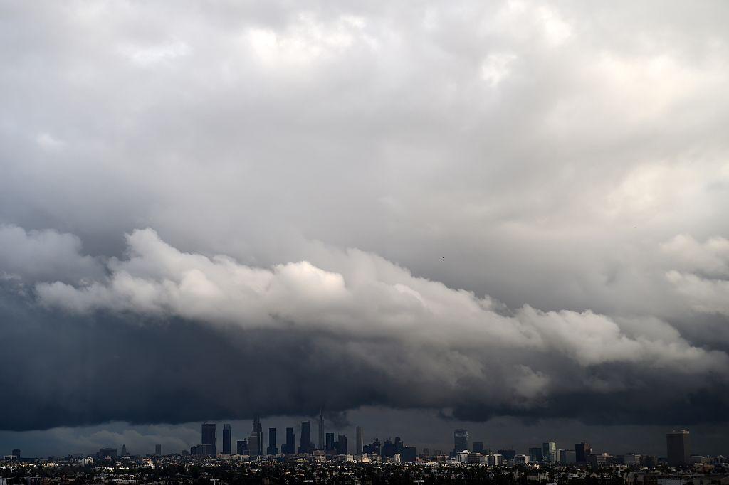 La noche de este martes y durante todo el miércoles se esperan lluvias en Los Ángeles.