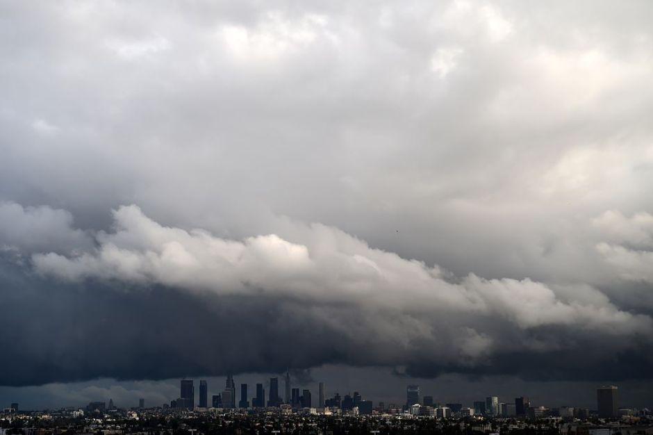 #BuenosDíasLA: Lluvia, nieve, vientos… y ¿granizo?