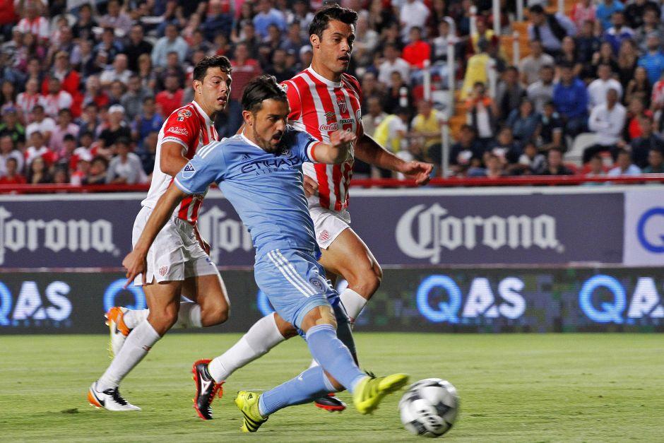 David Villa no descarta jugar en la Liga MX