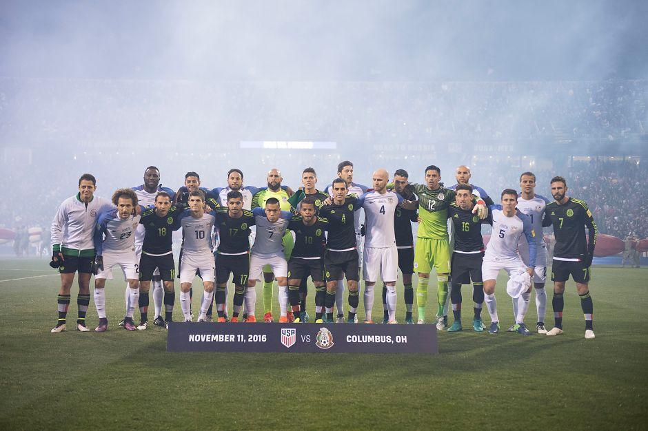 Selección mexicana jugará en EEUU a pesar de controversia por el muro