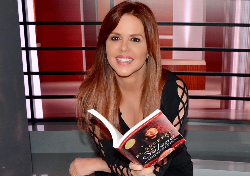 Exclusiva: María Celeste Arrarás se une a Disney para producir una serie basada en su libro 'El Secreto de Selena'