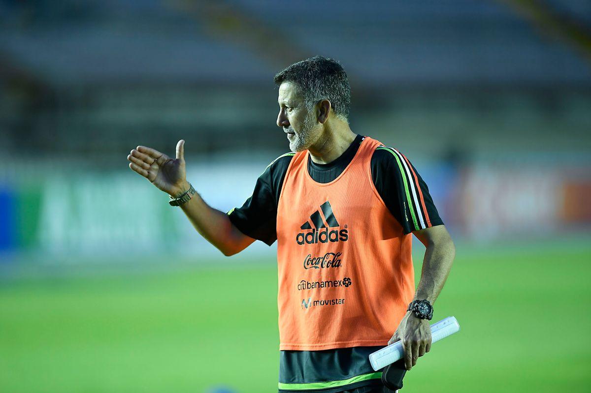 Osorio discrepa de Almeyda y advierte que México no está para ganar un Mundial