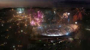 Esta es la innovadora propuesta de ceremonia inaugural olímpica que Los Ángeles tiene en mente para 2024