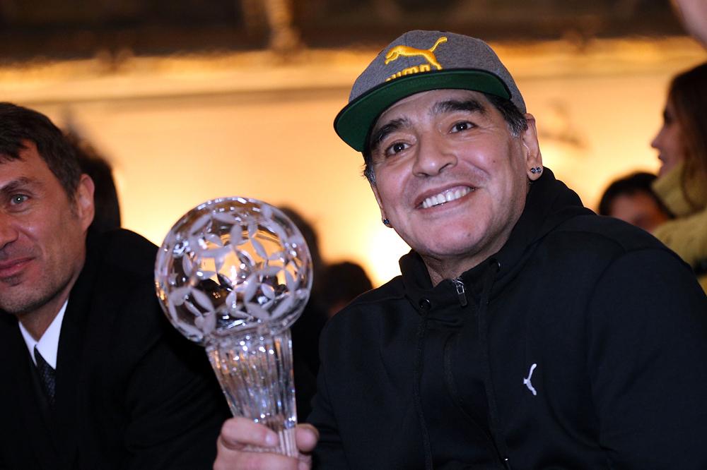 Este es el equipo ideal de Maradona en la historia de Argentina