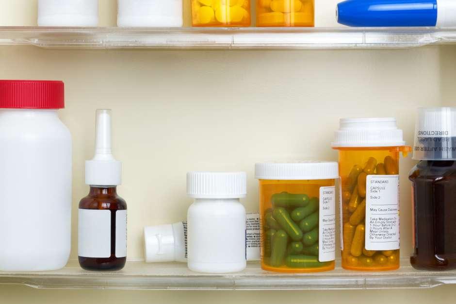 La humedad que se concentra en el baño puede alterar los componentes de los medicamentos.