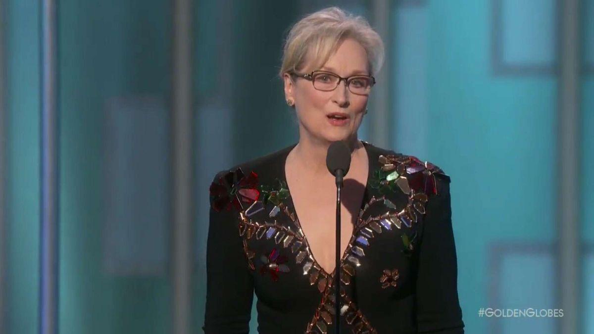 Hacen cartel contra Meryl Streep