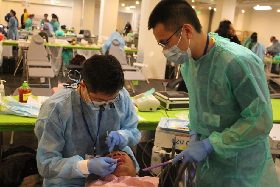 Miles de angelinos reciben atención médica primaria