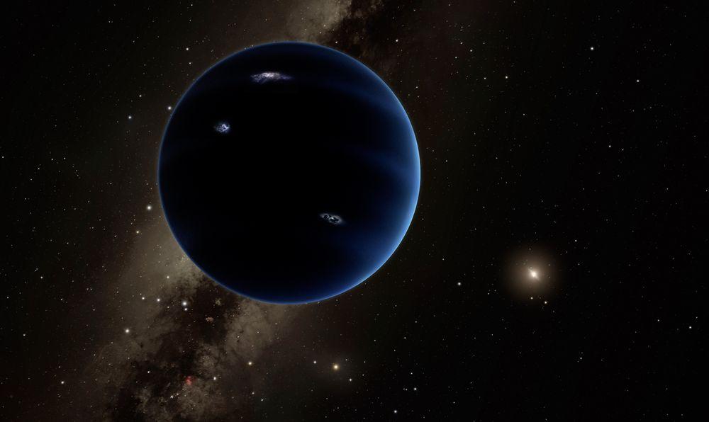 """Astrónomos buscan cómo hallar el esquivo """"Planeta Nueve"""""""