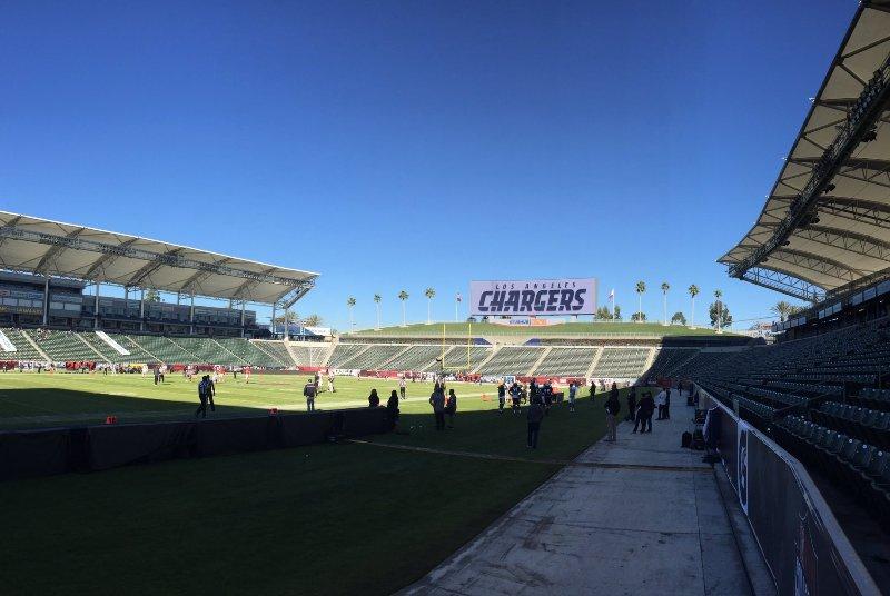 Así se ve el estadio del Galaxy como el nuevo hogar de los Chargers de la NFL