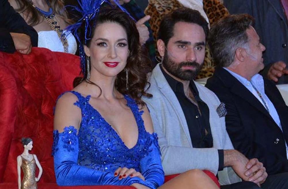 Temen por salud de Susana González por estar en 'Aventurera'