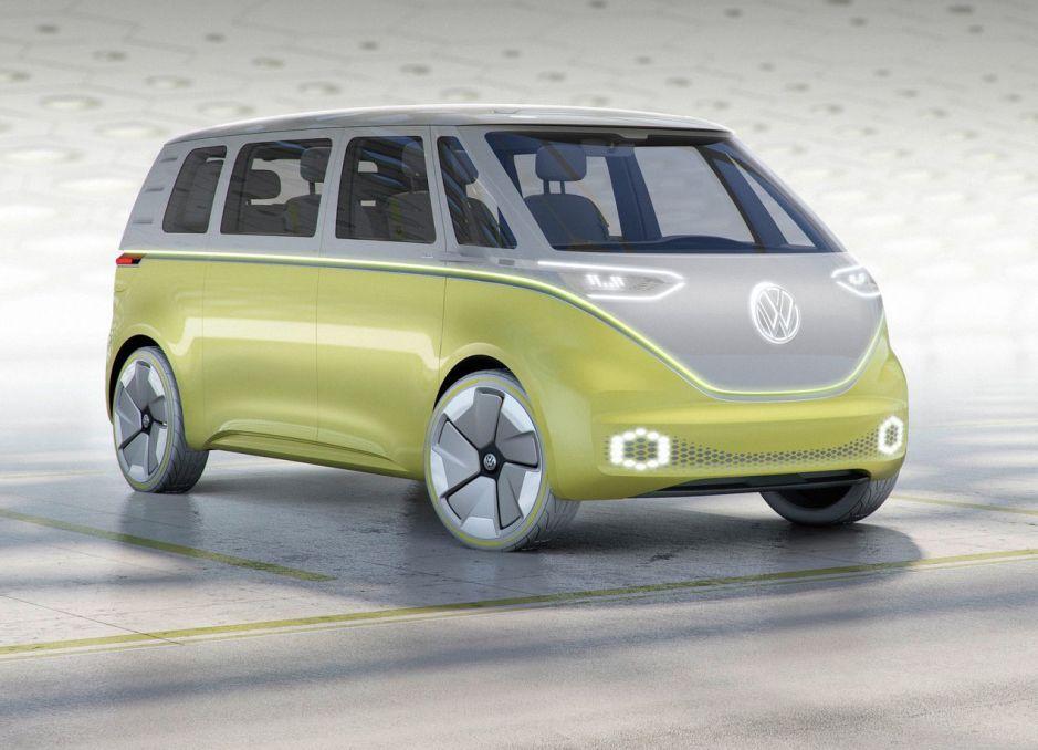 Volkswagen planea fabricar hasta 22 millones de autos eléctricos para el año 2030