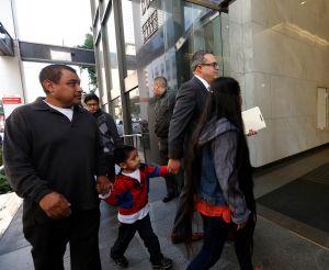 Jersey Vargas suplica una oportunidad para que su padre no sea deportado