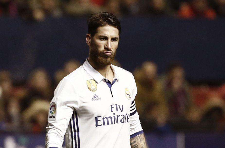 Sergio Ramos se quiere ir del Real Madrid.
