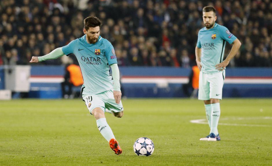 Cómo reaccionó Lionel Messi en su casa tras la humillación ante PSG