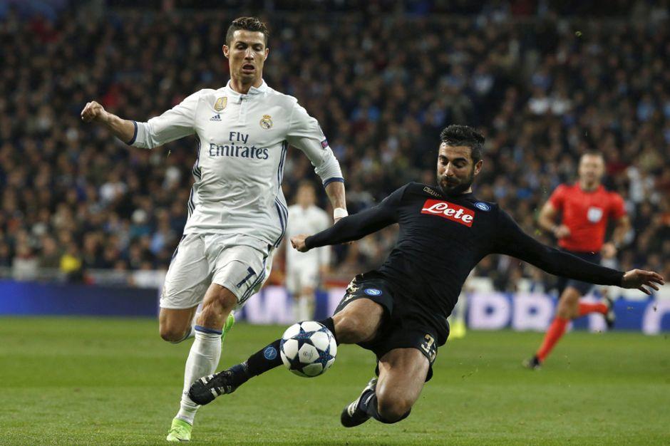 ¡Insólito! Cristiano Ronaldo cambia los goles por las asistencias en Champions League