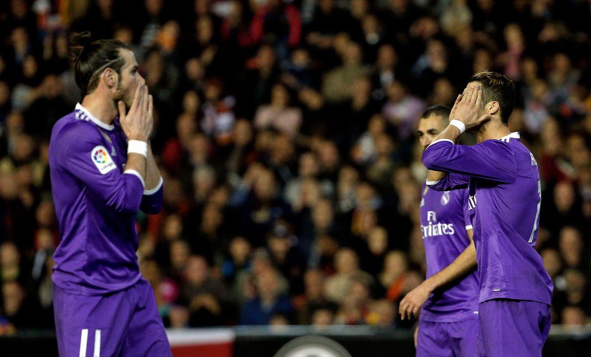 Real Madrid perdió con el Valencia y hay liga en España