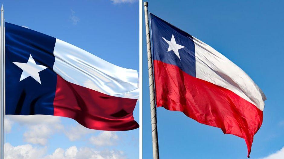 ¿Por qué Texas quiere que se deje de usar la bandera de Chile en su territorio?
