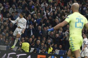 Video: El espectacular golazo de volea de Casemiro con el Real Madrid en Champions