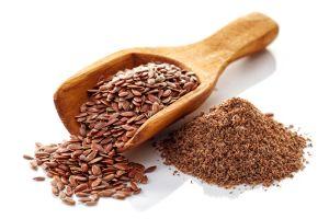 ¿Cómo perder peso consumiendo semillas de linaza?